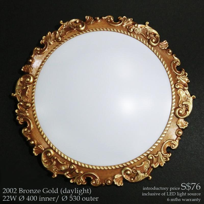 2002_Bronze Gold_22W